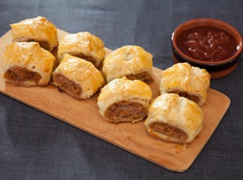 Sausage Rolls Recipe by Stephanie Alexander
