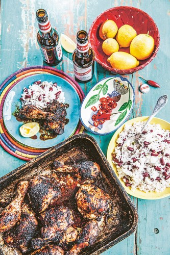 The Cook's Table | Stephanie Alexander | Jerk Chicken