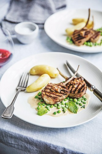 The Cook's Table | Stephanie Alexander | Lamb Cutlets