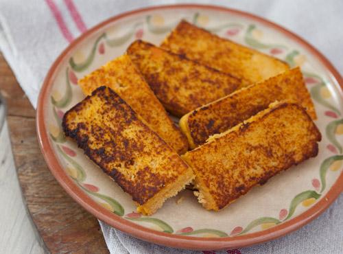 Sweet Potato Corn Bread Recipe