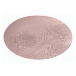 Waratah Bamboo Fibre Plate