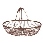Oval Wire Basket $29.99
