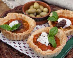 Provençal Tartlets Recipe | Stephanie Alexander