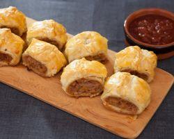 Merna's Sausage Rolls | Stephanie Alexander