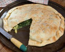 Silverbeet & Potato Torte | Stephanie Alexander